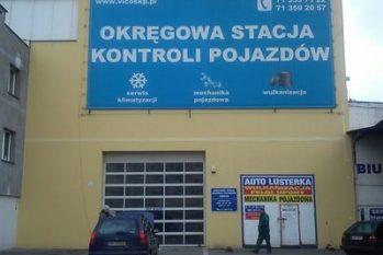 Okregowa Stacja Kontroli Pojazdów Wroclaw 2